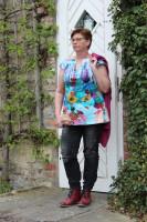 Kleider - Top - Tunika Schnitt Mailin mit eckigem Ausschnitt von 32 -56 als eBook
