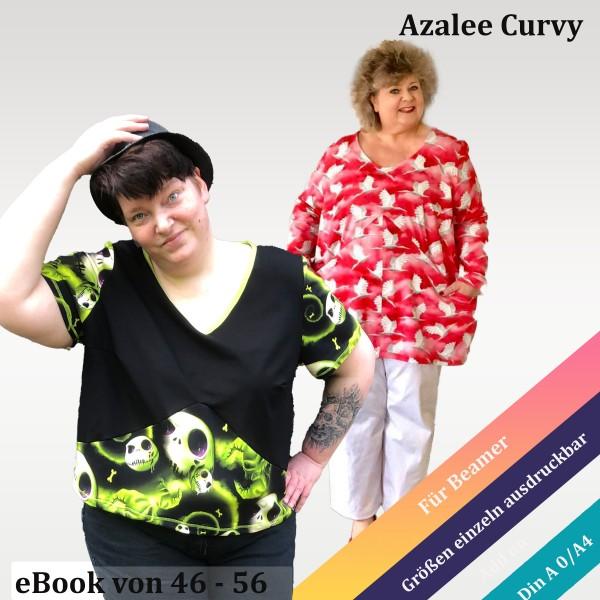 Azalee Curvy mit großen Taschen als eBook