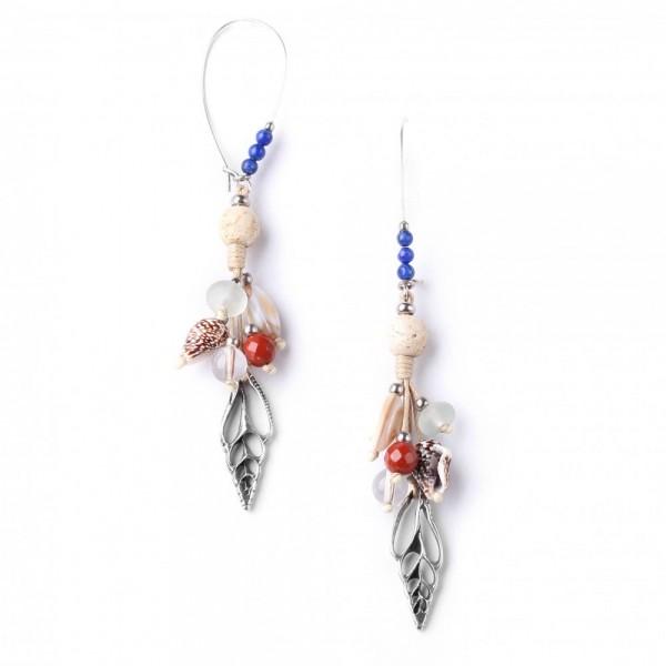 Ohrringe aus Naturmaterialien von Nature bijoux