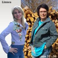 Jeansjackenschnitt Linnea mit Kappnähten von 32 - 56 als eBook