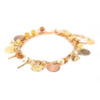 Armband AMANDINE zweifach Armband von Franck Herval