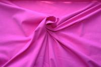 Stenzo Uni Baumwoll Jersey Stoff in Pink
