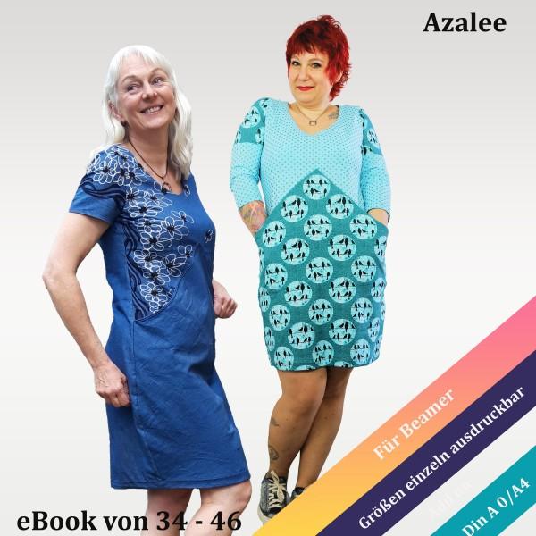 Azalee Ballonkleid eBook großen Taschen