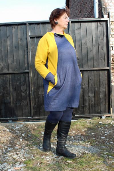 Kleider - Tunika Schnitt Soley in A-Form als eBook in den Größen 32 -54