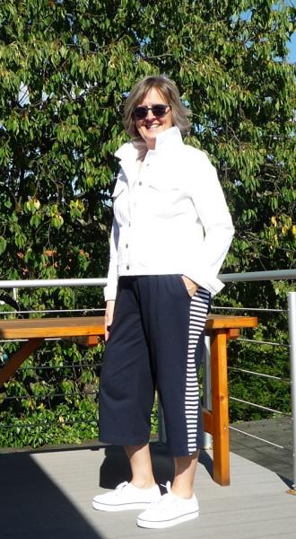 Hosen - Culotte Schnitt Pansy von 34 -56 als eBook