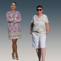 Dahlia Basic Raglan Shirt | Tunika mit Schlitz als Papierschnitt
